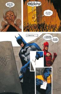 DC COMICS MULHER-MARAVILHA um por todos