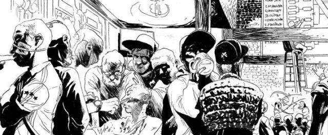 """Um dos artistas mais talentosos da Banda Desenhada brasileira, Rafael Coutinho, está de regresso com """"Mensur"""" que é o seu […]"""
