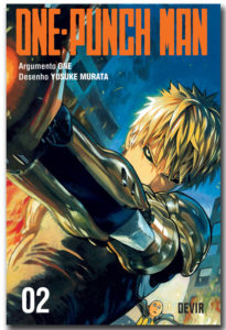 One Punch Man Vol 2