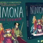 BD: Lançamento – Nimona