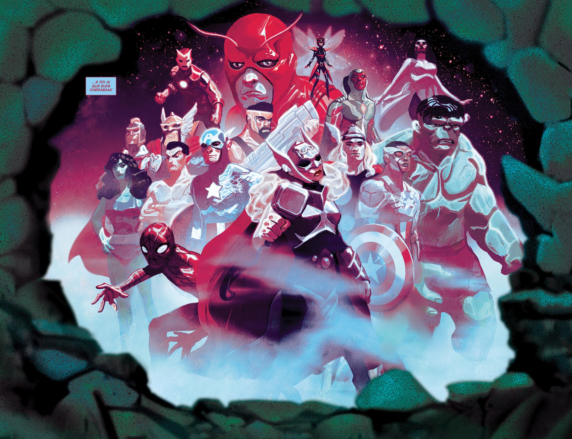 Vingadores #3 (Série II)