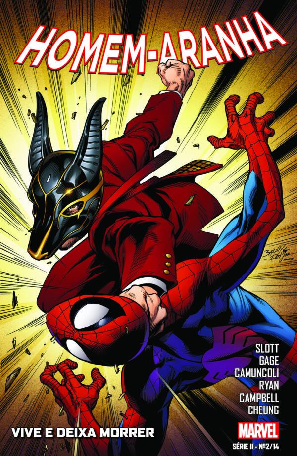 Homem-Aranha #2 (série 2)