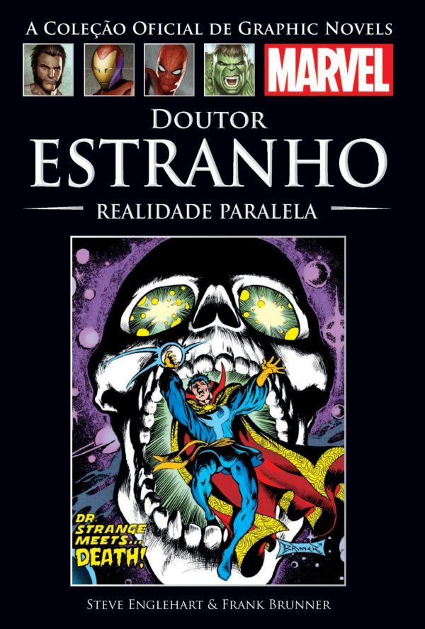 Graphic Novels 57 Dr Estranho-capa