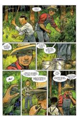 BD: Lançamento - Harrow County vol. 3: A Encantadora de Serpentes