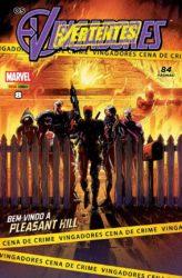 Os Vingadores #8
