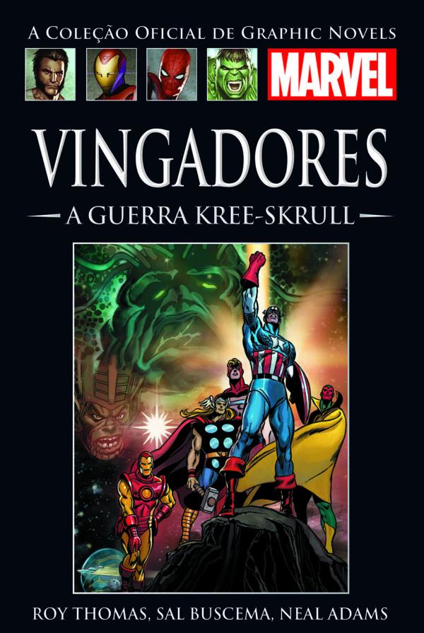 Vingadores: A Guerra Kree-Skrull