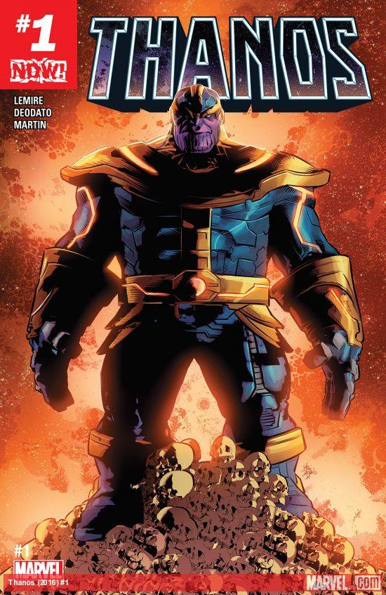 Marvel Especial 8: Thanos