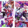 Em Homem-Aranha #3 (Série II): NEM TUDO É O QUE PARECE! Afinal quem se escondia atrás da máscara do deus […]