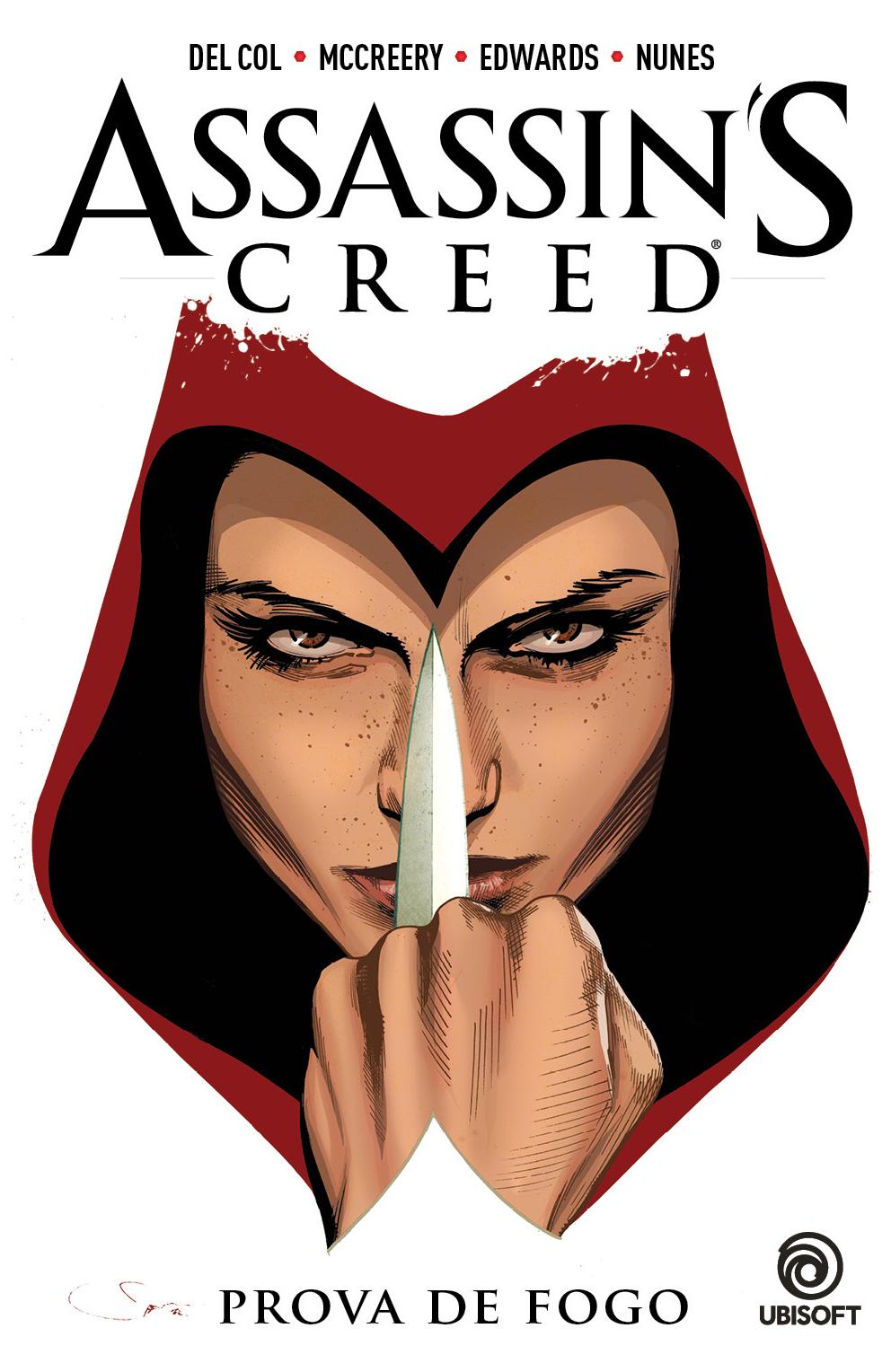 Assassins Creed #1 - Capa
