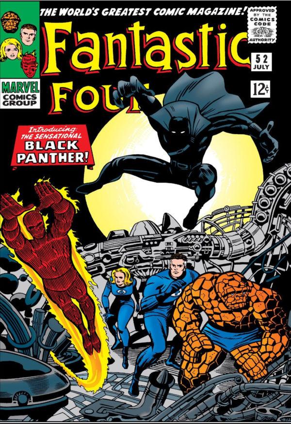 Fantastic Four Vol 1 #52