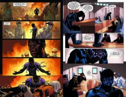 Pantera Negra #1 páginas 88-89