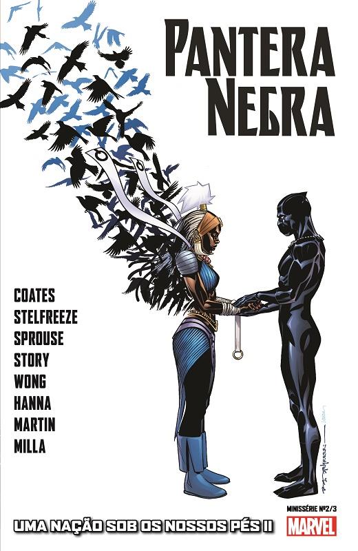 pantera negra vol. 2