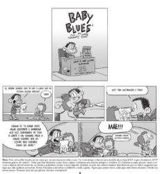 Baby Blues 35 – Bateria Fraca