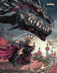 Dragomante: Fogo de Dragão