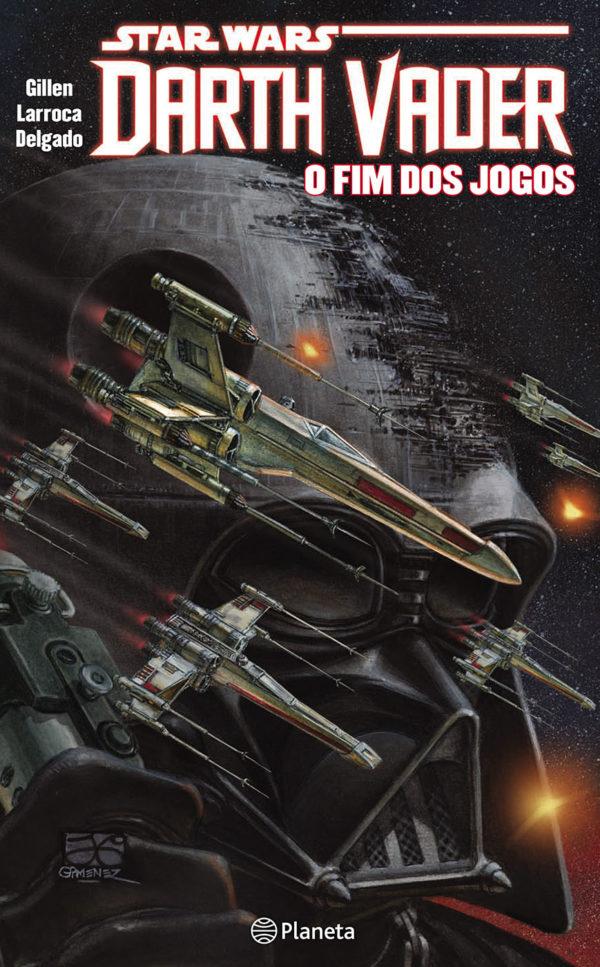 STAR WARS vol. 4 DARTH VADER O FIM DOS JOGOS