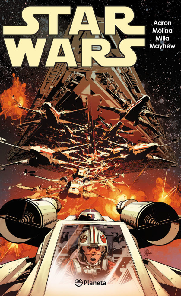 STAR WARS Vol. 4: O ÚTIMO VOO DO HARBINGER