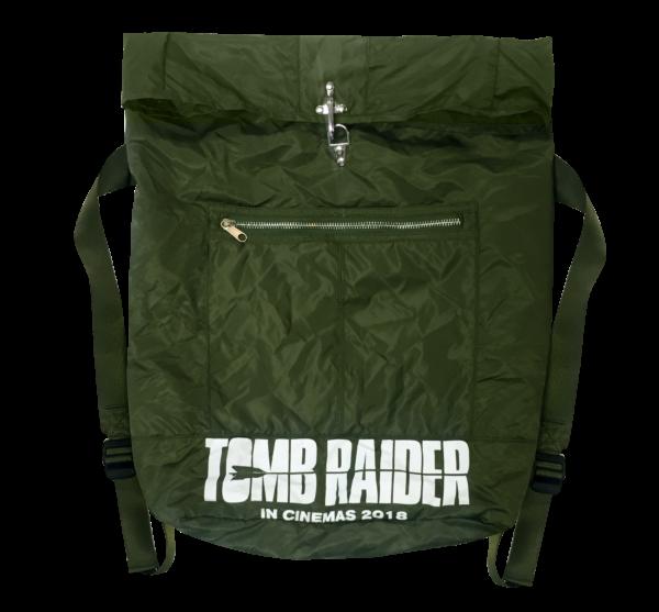 Tomb Raider - Passatempo Merchandising
