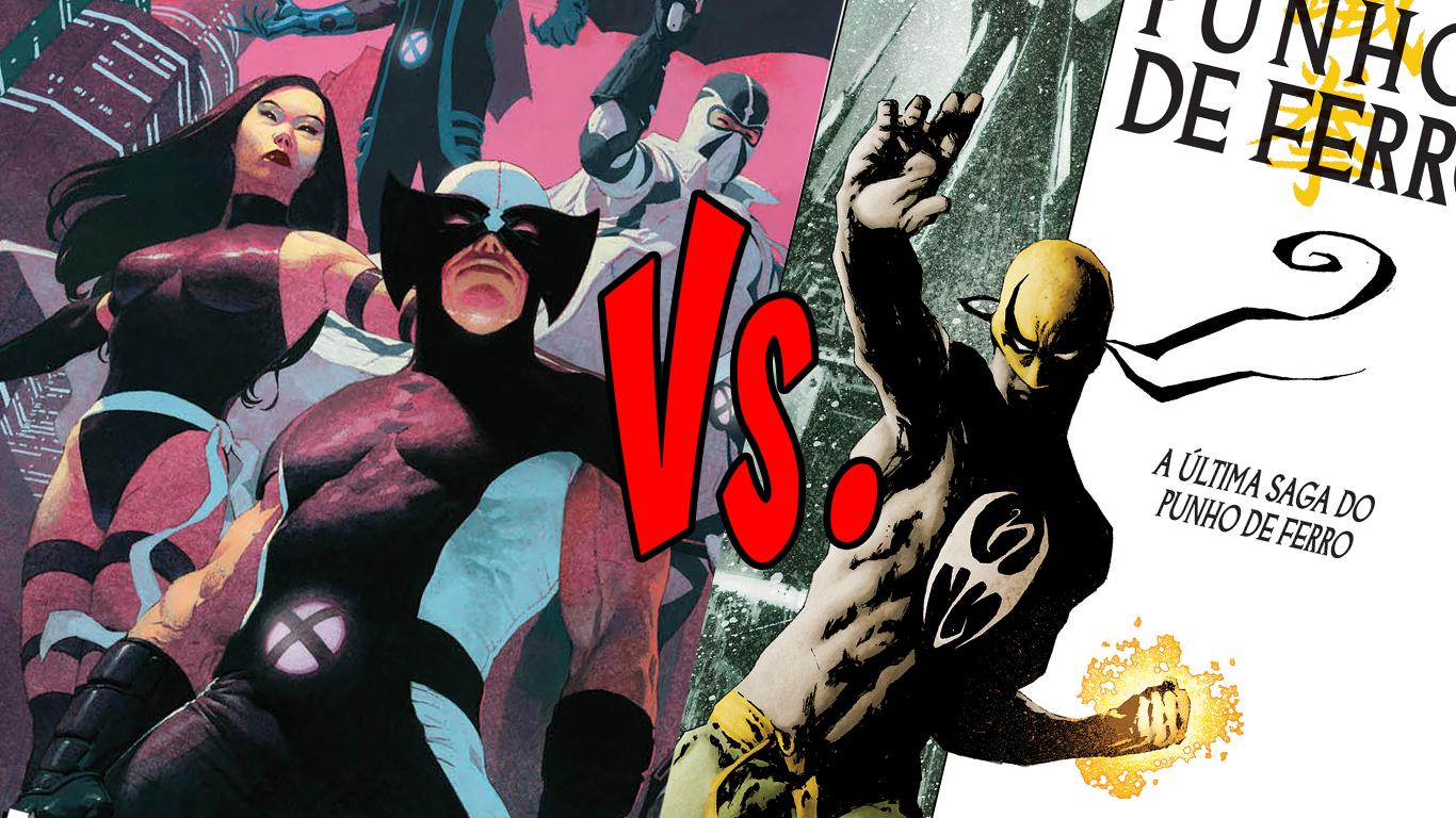 Punho de Ferro Vs. Uncanny X-Force: Qual é a melhor opção?