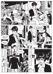 Dylan Dog - A Saga de Johnny Freak