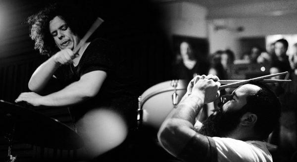 Strá… Tum… Pschh, dois bateristas dão som aos filmes