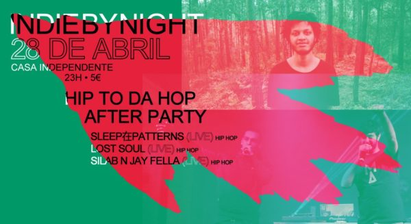 IndiebyNight – Hip to da Hop after party