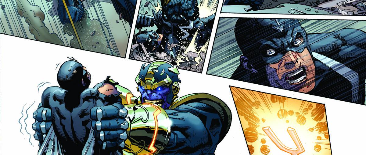 Vingadores Infinito #3