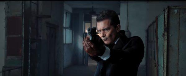 Antonio Banderas é o vilão de Bullet Head