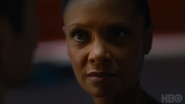 Maeve Millay (Thandie Newton) de Westworld