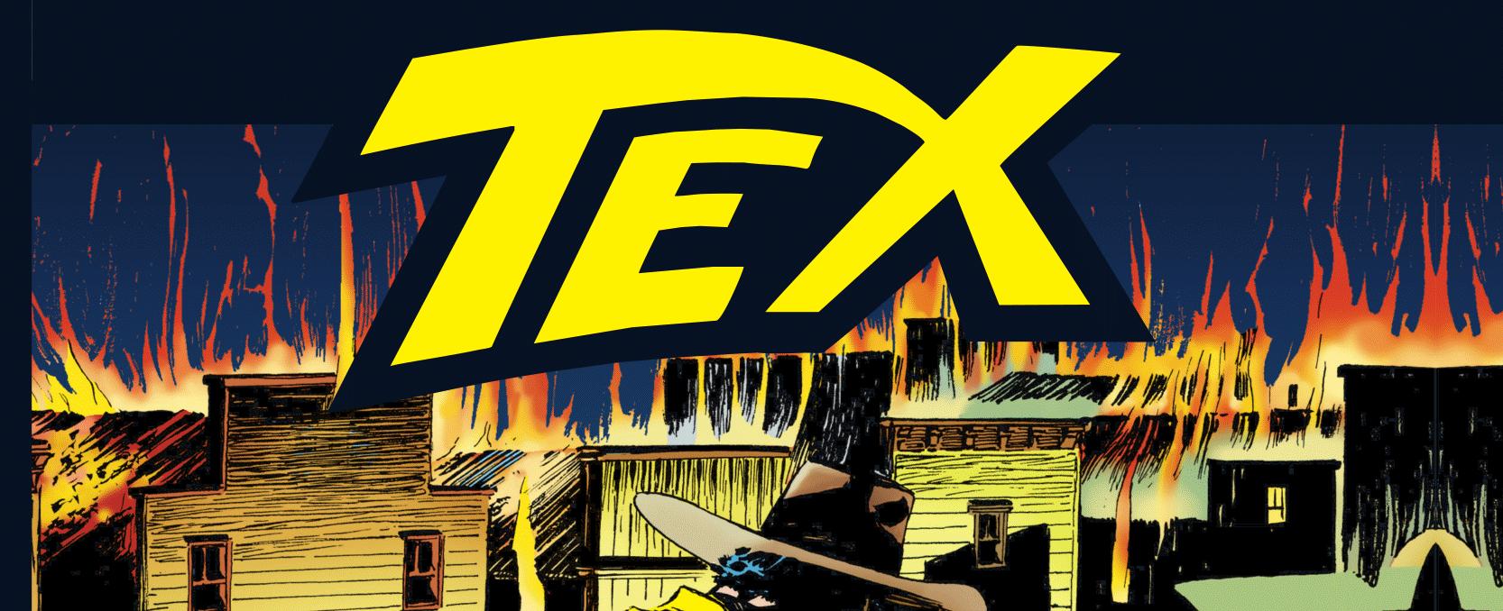 Tex - A Pista dos Fora-da-Lei