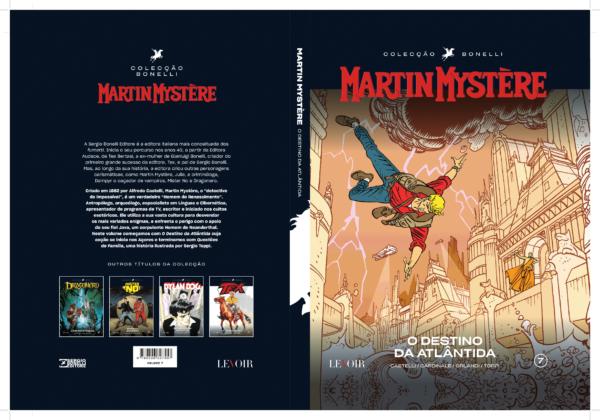 Martin Mystère - O Destino da Atlântida