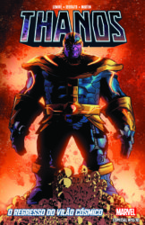 Marvel Especial Vol. 8 – Thanos 1