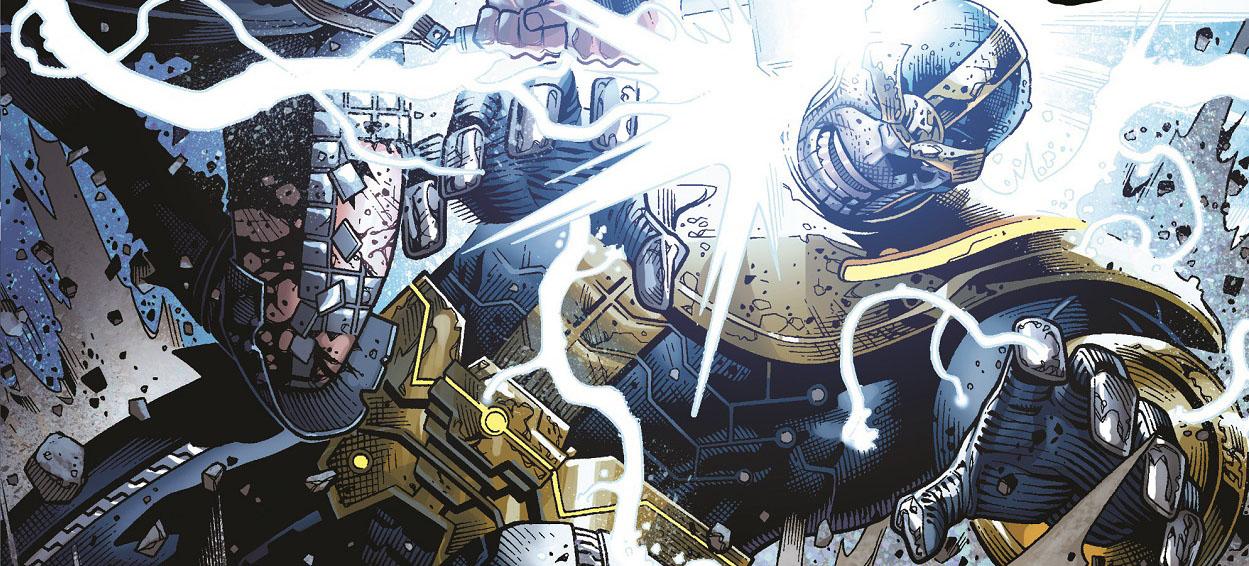 Vingadores: Infinito #4