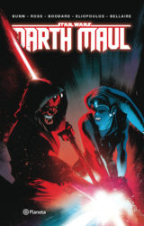 Star Wars Darth Maul HC - Capa em alta