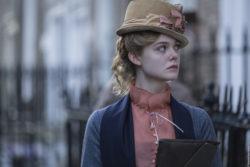 Elle Fanning interpreta Mary Shelley