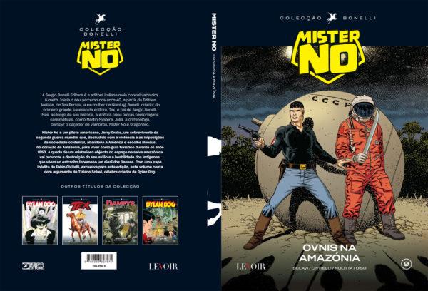 Mister No - OVNIS na Amazónia