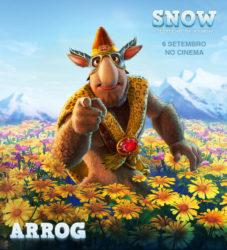 """Arrog EM """"SNOW O ESPELHO DA RAINHA"""""""