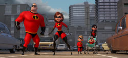 THE INCREDIBLES 2: OS SUPER-HERÓIS ©2018 Disney•Pixar. All Rights Reserved.