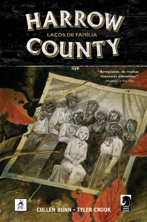 PT Harrow County 4 Cover