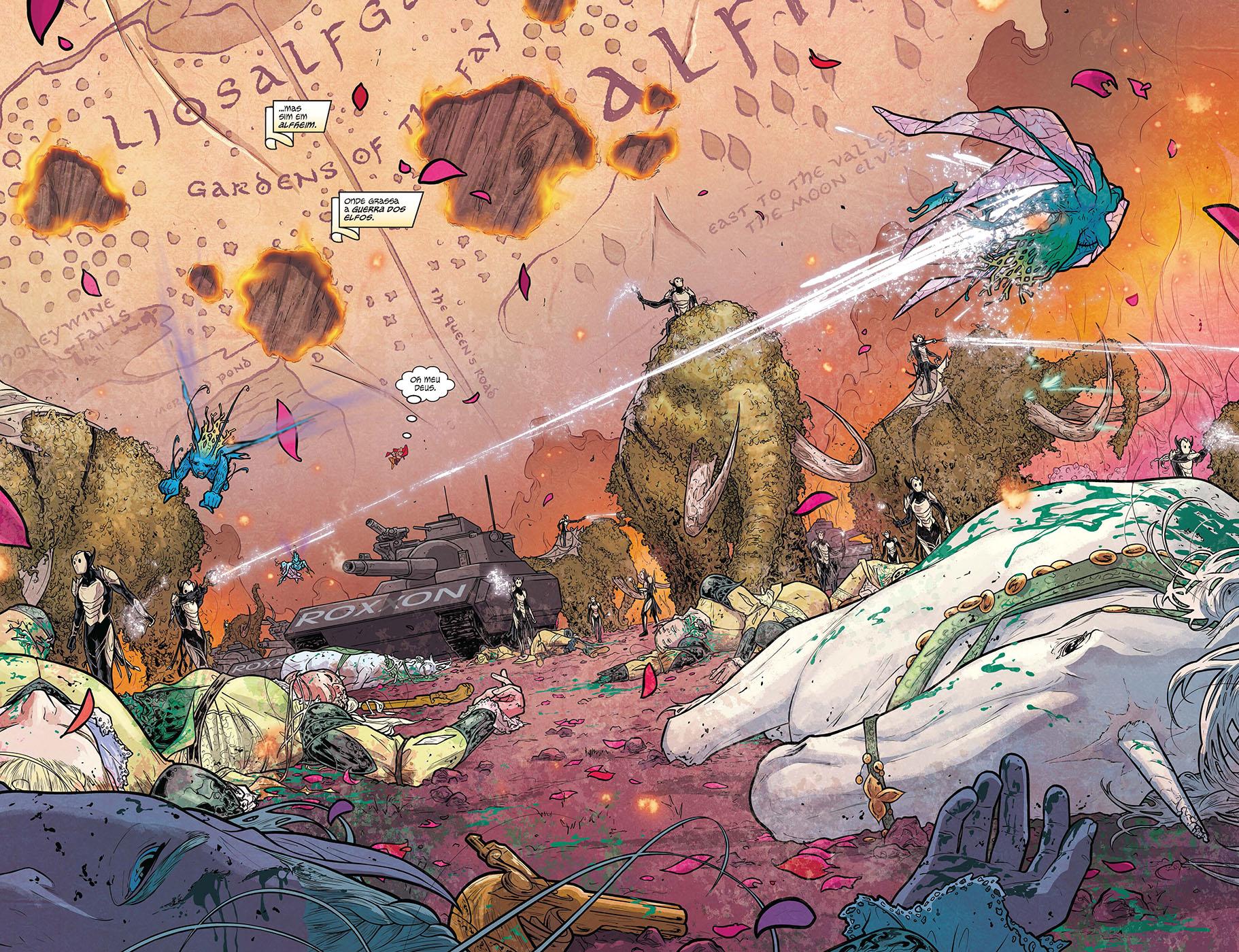 Marvel Especial #9 - Thor 2