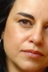 Paula Fonseca interpreta Helena Pera / Mulher-Elástica