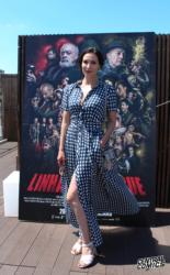 Soraia Chaves é Glicínia em 'Linhas de Sangue'