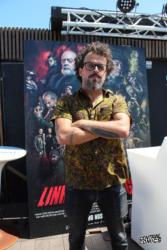 Manuel Pureza, escritor e realizador de 'Linhas de Sangue'