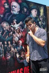 Miguel Costa é o Enfermeiro Castro em 'Linhas de Sangue'
