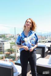 Alda Gomes é Edite Frias em 'Linhas de Sangue'