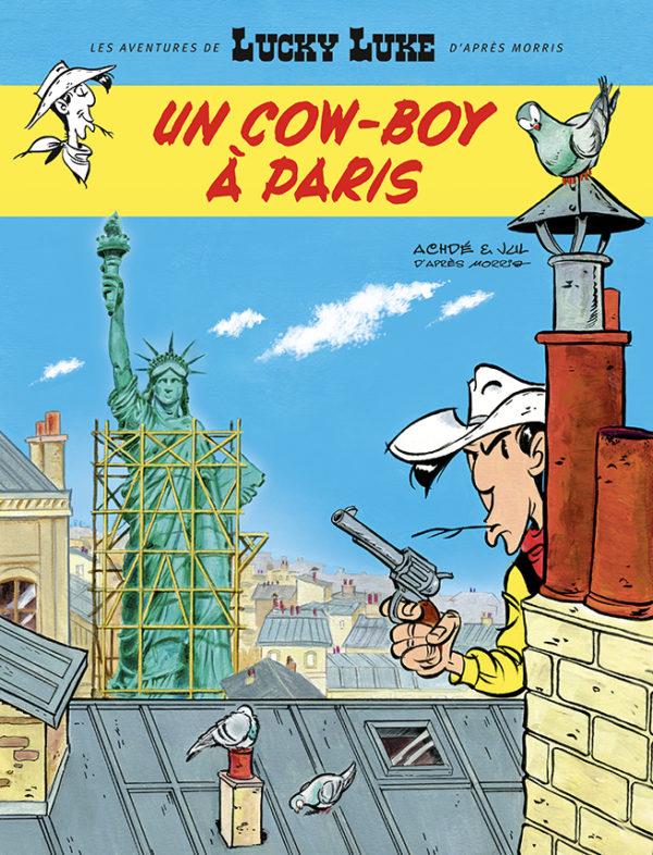 Lucky Luke, un Cow-Boy à Paris