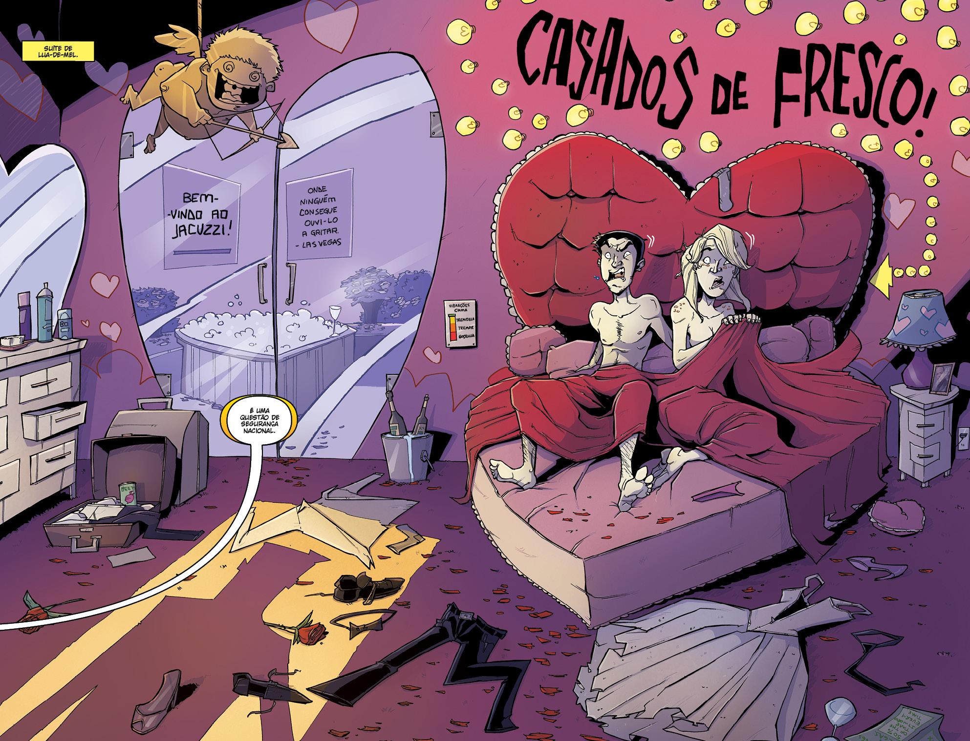 Tony CHU Detective Canibal vol. 9 Granda Frango!