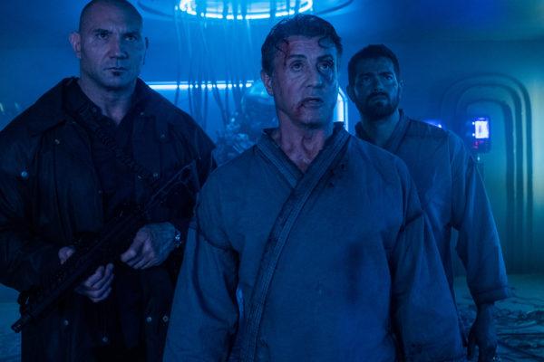 Plano de Fuga 2: Hades, Sylvester Stallone, Dave Bautista