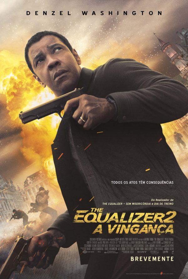 EQUALIZER 2 - A Vingança