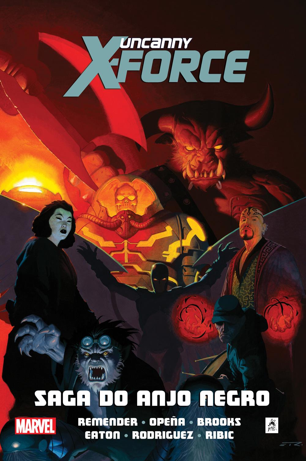 Uncanny X-Force Vol.2