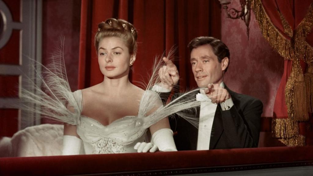 ELENA E OS HOMENS (1956)